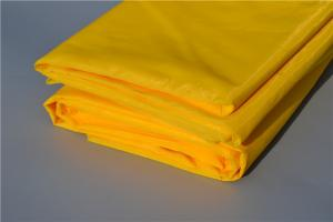 China Polyesterplain Weave Polyester Silk Screen Printing Mesh For CeramicProducts on sale