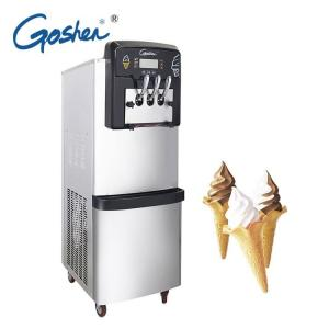China Standing soft ice cream machine maker industrial ice cream machines good to use WhatsApp +1 7082690275 . on sale