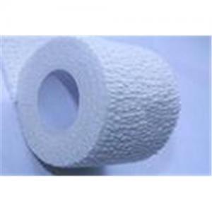 China Custom White Breathable Light Roller Elastic Adhesive Bandage on sale