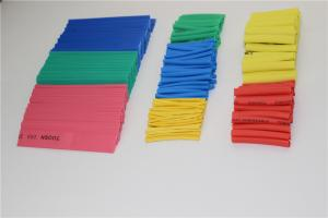 China Multi size colorful good insulated heat shrinkable sleeve assortment heat shrink tubing on sale