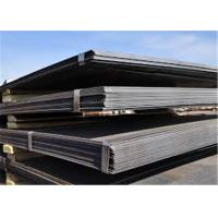 High Strength ASTM A36 A53 Hot Rolled Carbon Steel Plate Sheet 3-20mm Thickness