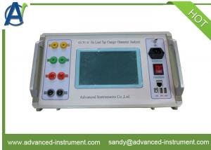 China Transformer On Load Tap Changer Analyzer with USB Port and Large Touch Screen on sale
