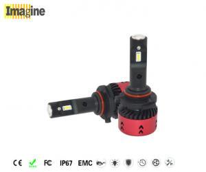 China 35W 4000K 4800lm LED Car Headlight Bulbs Waterproof Single Beam Automotive Lamp on sale
