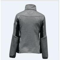 China China Cheap women winderbreaker grey fleece jacket imported from china on sale