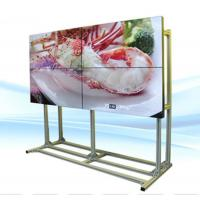 High Definition LCD Video Wall 2 X 2  47 Inch 1366 X 768 Resolution For Exhibition