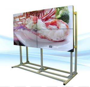 China High Definition LCD Video Wall 2 X 2  47 Inch 1366 X 768 Resolution For Exhibition on sale