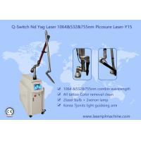 532nm 1064nm 755nm Picosend  pico laser Q-switched nd yag laser