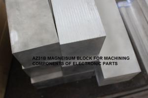 China ASTM B90 Magnesium Alloy Plate CNC Engraving Customizable Thickness Sturdy on sale