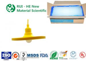 China RH7011 Solid Silicone Rubber Excellent Optical Transparency For Lighting Bulbs on sale
