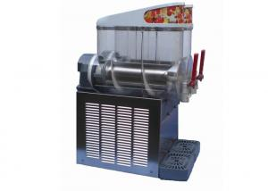 China 2 High Performance Ice Slush Machine Frozen Drink Machine Slushy Granita Margartia Jet on sale