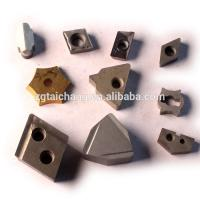 Hard alloy carbide tips in special price groove cutting insert finger joint cutter
