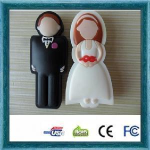 China Lovers Ceramic Series USB Flash Drive 16GB on sale