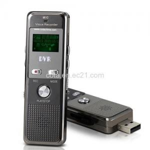 China 2GB Micro Voice Recorders, FM CT-DVR0166 on sale