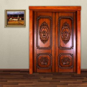 ... Quality 10feet Plain Wood Doors Suppliers With 18 History For Sale ...