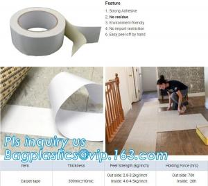 China carpet heat seaming tape,Hot Melt Adhesive Double Sided Carpet Seam Tape,Sticky Adhesive Double Sided Carpet Tape in Rol on sale