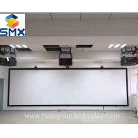 Large 4K 3D Cinema Screens Silver 3D Projection Screen with Silver Painting