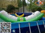 China 0.9mm Pvc Amusement Inflatable Sports Game with fireproof wholesale