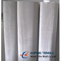 """AISI304 AISI316, Twill Weave Square Wire Mesh, 1m or 48"""" Width, 30.5m or 100ft Length"""