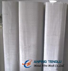 China AISI304 AISI316, Twill Weave Square Wire Mesh, 1m or 48 Width, 30.5m or 100ft Length on sale