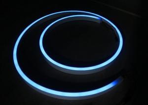China Powerful Waterproof Neon LED Strip , White Led Flexible Neon Strip Light on sale