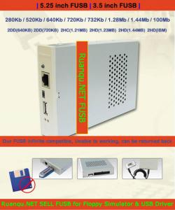 China Sell FloppyUSB Simulator Floppy USB Floppy Driver For BROTHER BES-1230AC embroidery  on sale