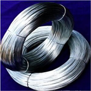 China Galvanized Steel Wire Factory on sale