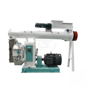 China Factory price chicken feed making pellet machine for animal farm on sale