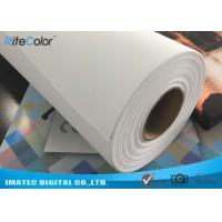 Wide Format Digital Inkjet Cotton Canvas 320gsm / Printable Canvas Roll