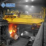 40m Factory Overhead Crane , 75 Ton - 320 Ton Double Girder Bridge Crane