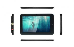 China GPS 7 Touchpad Tablet PC  with WVGA TFT two finger touch capacitive touch screen on sale
