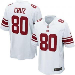 China http://www.cheapnikesjerseys.com cheap nike nfl jerseys-80 Victor Cruz White Jersey on sale