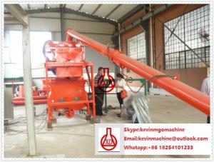 China Cadena de producción del tablero del óxido de magnesio, maquinaria semi automática del tablero de yeso on sale