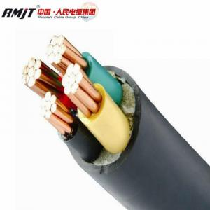 China Medium voltage 3 core 11kV 15kV 33kV CU/XLPE/SWA/PVC steel wire armoured XLPE insulated power cable price on sale