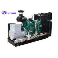 China 200kW Gas Generators with Turbine Cummins Diesel Engine and Stamford Alternator Used for Farm on sale