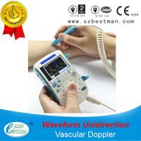 China handheld vascular doppler, blood flow detector BV-520T on sale