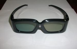 China Light Weight DLP Link Active Shutter 3D TV Glasses , Viewsonic Projector Glasses on sale