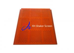 China Wear Resisting Polyurethane Tension Pu Screen Panel Environmental Protection on sale