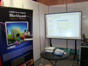 China Pantalla táctil interactiva electrónica portátil de Whiteboard, radio on sale