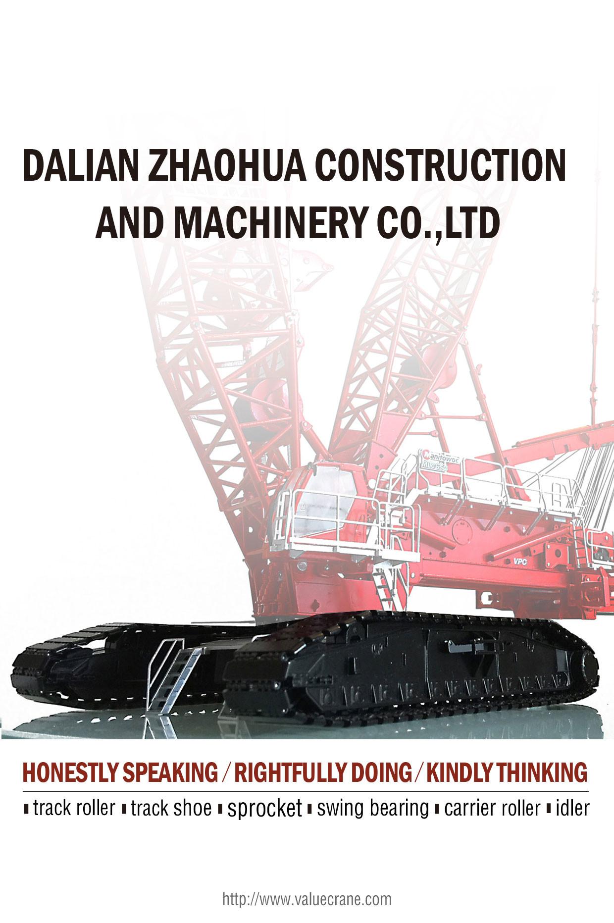 Kobelco PH330 track roller superior quality crawler crane
