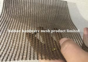Quality 304 Stainless Steel Cable Rod Architectural Metal Screen for Isolation Screens for sale
