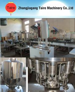 China soy sauce filling machine on sale