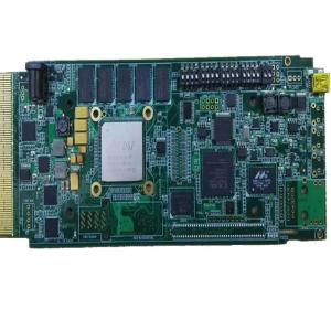 China FR4 Custom 2 Layer SMT PCBA Board , Circuit Board Assembly Services OEM / ODM on sale