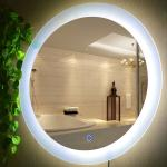 Round led mirror for bathroom mirror   bathroom mirror led Mirror Defogger Round