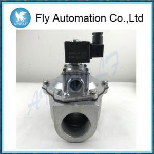 "Quality High Flow Angle Type ASCO 2"" threaded SCG353A050 0.35-0.85Mpa NBR Pulse Jet for sale"