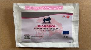 China 10mg Tablet Methasteron / Methyldrostanolone Masteron Steroid Superdrol on sale