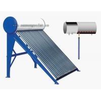 family appliance pressurized rooftop solar water heater