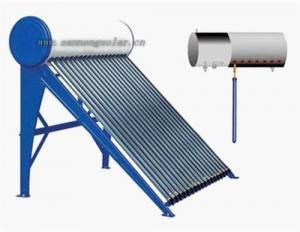 China family appliance pressurized rooftop solar water heater on sale