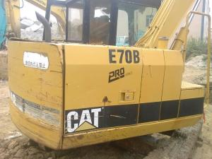 China Used caterpillar e70b excavator for sale on sale