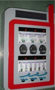 China Self Serve Outdoor Cell Phone Charging Kiosk , Public Mobile Phone Charge Stations on sale