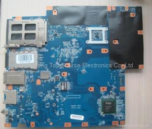 China MBX-183 Socket 478 type Integrated sony laptop motherboards with inter ddr2 on sale